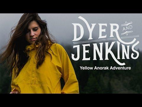 Dyer and Jenkins  Yellow Anorak Adventure Ryan and Hailey