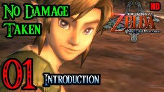 Zelda Twilight Princess Wii 100% Walkthrough 1080p HD Part 1 - Intro