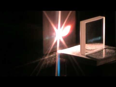 60 Watt IR Laser Diode Does Some Burning
