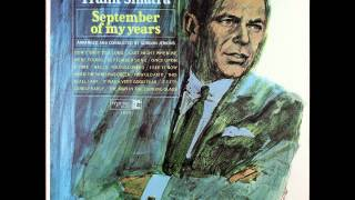 Watch Frank Sinatra September Of My Years video