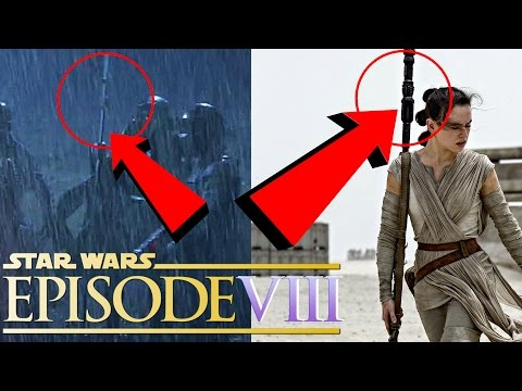 REY IS A KNIGHT OF REN! PROOF In The Force Awakens!?- Mind-Blowing Theory EXPLAINED!