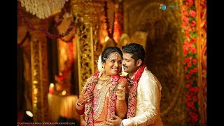Kerala best traditional Hindu wedding Highlight  Adarsh + Ammu 2017