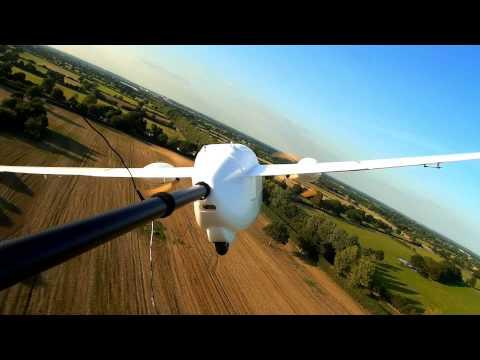 I-Soar One (ISO) maiden flight