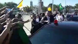 Presidente Jair Bolsonaro no Nordeste