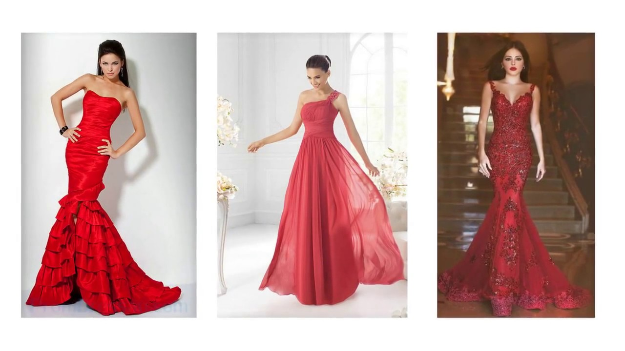 Top 100 Red Evening Dresses, Sexy Red Dresses For Women