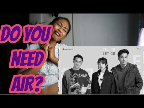Free Download Afgan, Isyana Sarasvati, Rendy Pandugo - Never Let Go | Official Video Lirik | Reaction Mp3 dan Mp4