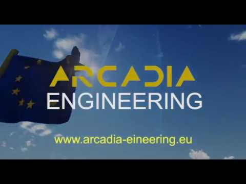 Arcadia Industries (Engineering) - European Defence Technology - Bulletproof container camp