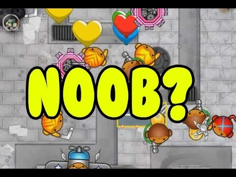 PRETEND TO NOOB? DOES IT WORK? - Bloons TD Battles