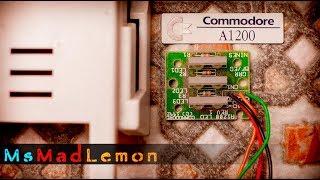 Amiga Spray Paint Part 1 - 'Disassemble', Modding & Prepping