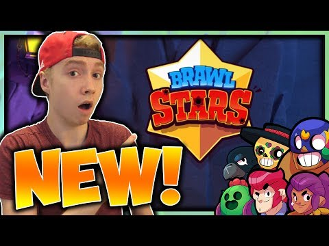 BRAWL STARS Is Here!! NEW Supercell Game! | Brawl Stars