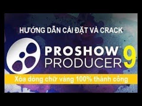 """Hướng dẫn sử dụng Proshow Producer – (Bài 2):GỠ BỎ CHỮ MÀU VÀNG """"Made as an evaluation of proshow """""""