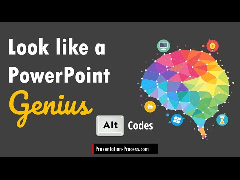 How To Use Alt Codes In PowerPoint