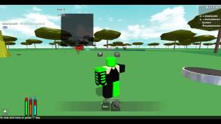Roblox:HG w/Cato and Viper #1! Haha Dat Rock!