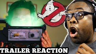 GHOSTBUSTERS Afterlife Trailer Reaction & Thoughts | Black Nerd