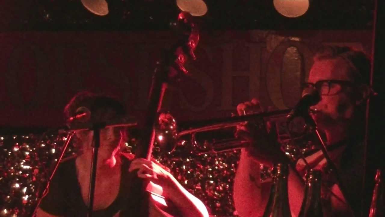 Lake Street Dive Live Toronto Canada Horseshoe Tavern Feb 28 2017 Wedding Band