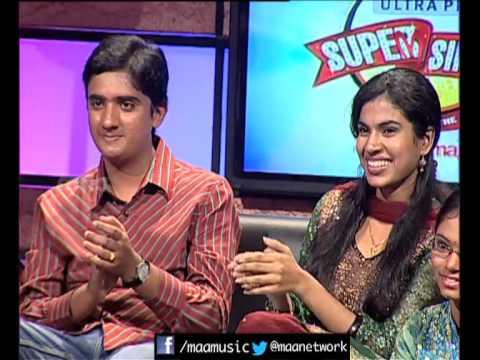 Super Singer 4 Episode 5 : Janaki Rao Singing Janapada Geetham