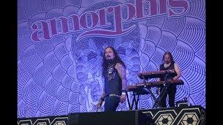 Amorphis - Her alone (feat. Anneke van Giersbergen) live @Tuska Festival Helsinki 28.6.2019