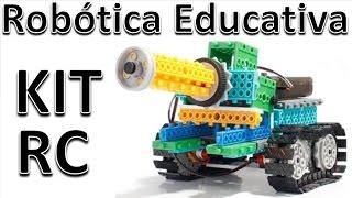Robots y Juguetes Educativos - Kit de Robótica Educativa