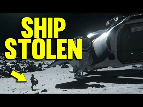 SHIP STOLEN | Star Citizen 3.0 Gameplay PTU Alpha #27