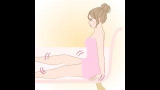 건강 하반신에 듣는 매일 목욕에서 -5kg? 간단히 다…