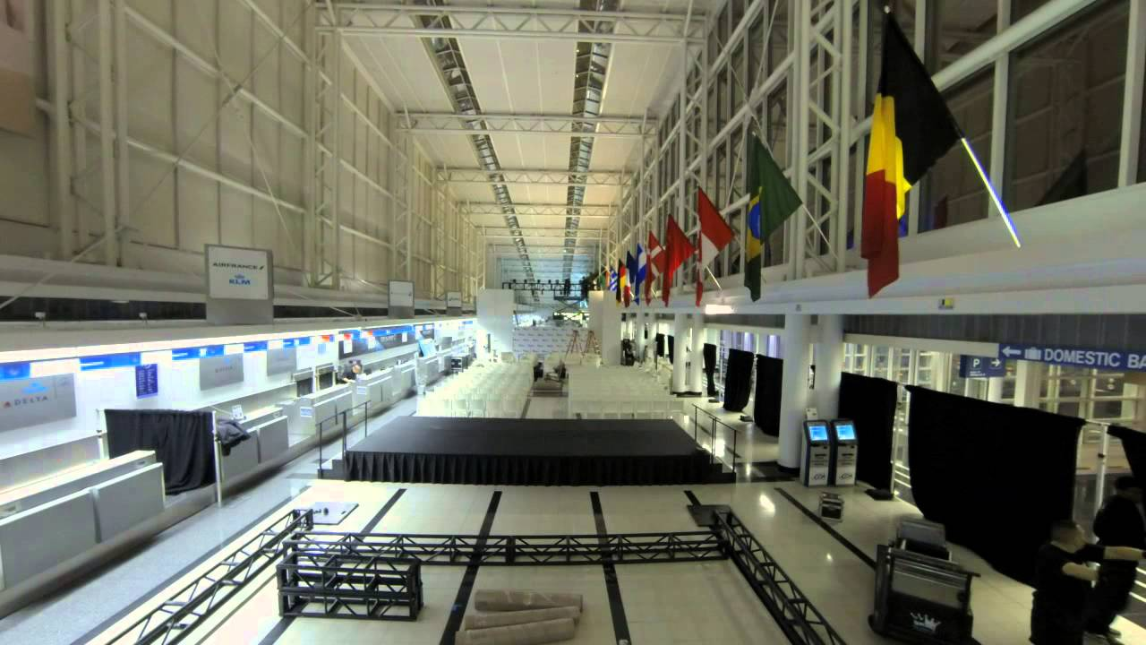 Of the new international terminal 5 at chicago o hare youtube