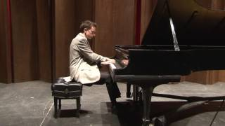 Beethoven Piano Sonata No 18 in E flat, op. 31/3, II. Scherzo. Allegretto vivace