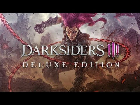 DARKSIDERS 3 Android GamePlay Gloud Game On