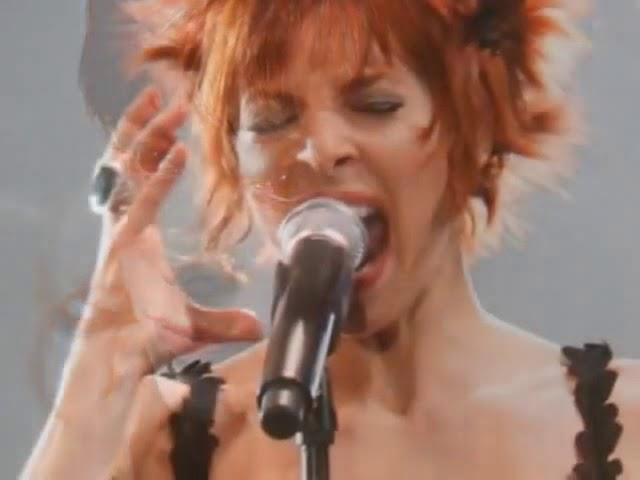 Mylène Farmer 2009 Mylène is calling convert video online com