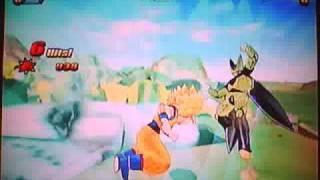 DBZ BT3: Gohan vs Red Potara Perfect Cell 2