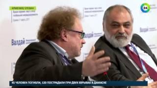 Саргсян ответил на вопросы экспертов «Валдая»   МИР24
