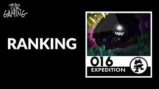Ranking Monstercat 016 - Expedition