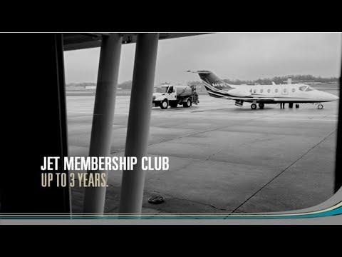 Flight Options® Jet Membership Club Private Jet Program Overview