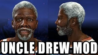 UNCLE DREW Mod for NBA 2K14!