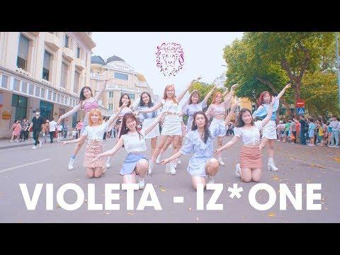 [WINNER OF DANCE COVER CONTEST] IZ*ONE (아이즈원) - 비올레타 (Violeta) B-Wild From Vietnam [KPOP IN PUBLIC]