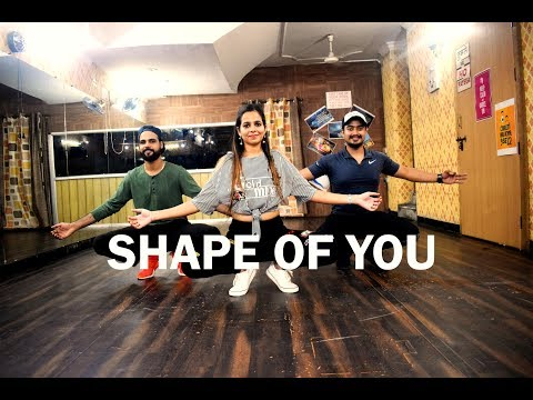 Easy Bhangra Dance Steps Video || Shape Of You|| Bhangra Choreography