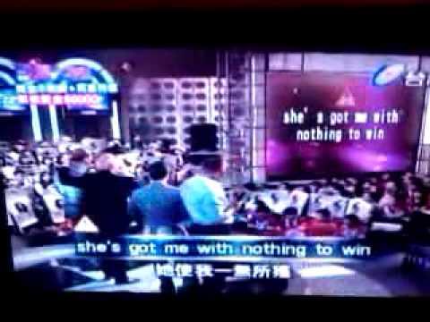 WTF Boyzone doing U2 karaoke