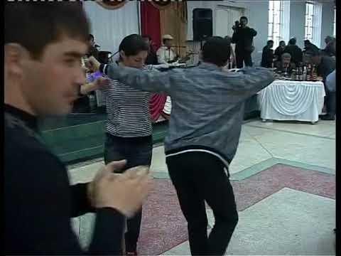 Зажигательная лезгинка на свадьбе)