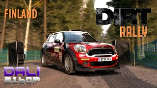 DiRT Rally Finland Mini (Master Difficulty) PC UltraHD 4K Gameplay 60fps 2160p