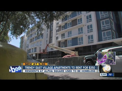 New, Trendy Downtown San Diego Apartments To Rent For $350 A Month