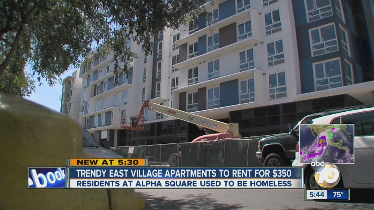 New Trendy Downtown San Diego Apartments To Rent For 350 A Month