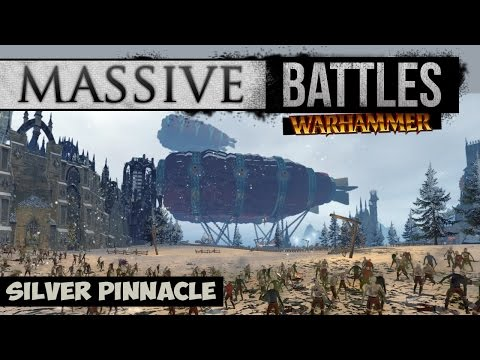 The Winds of Death Howl at the Silver Pinnacle (Massive Battles)