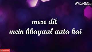 Kabhi Kabhi Mere Dil Mein   Karan Nawani   cover