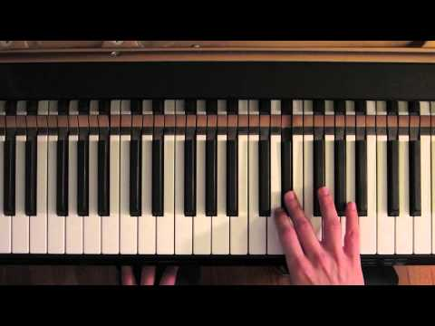 Piano piano chords improvisation : Chord Tone Improvisation - Exercise #10 - Eighth Note ...