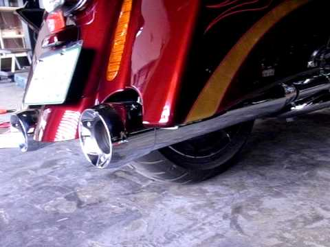Pro gressive Air Dragger 2010 FLHX CVO