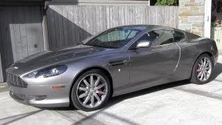 Aston Martin DB9 2011 Videos
