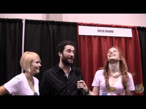 Toronto Comic Con 2011 - Meet Dustin DiamondKaynak: YouTube · Süre: 3 dakika24 saniye