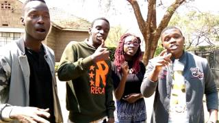Lady T visits Kenya // Recapp Acapella // Gospel Drive