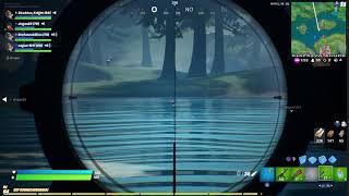 Fortnite - Cabeça de Bagre [Sniper Sucess]