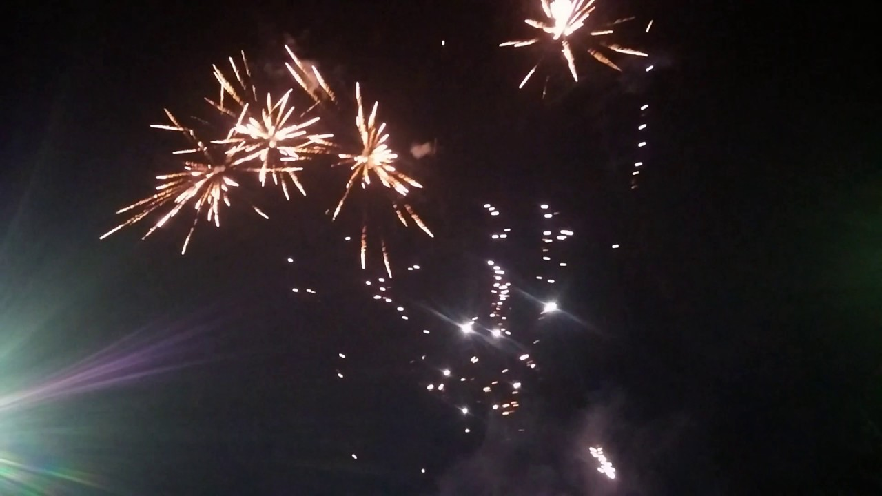Fireworks at... First Night Northampton