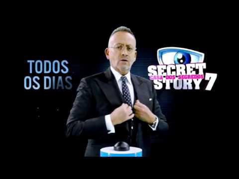 Secret Story - Casa dos Segredos: todos os dias na TVI
